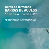 Maio 2017 - Sábado - Curso de Formação Barras de Access com Sônia Caetano