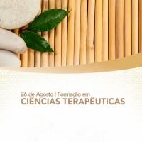 Agosto 2017 - Sábados - Curso Livre de Formação em Ciências Terapêuticas - Mara Elisabete de Carvalho Bastos