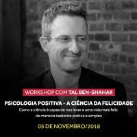 Novembro 2019 - Workshop Tal Ben-Shahar - 5 de Novembro de 2019
