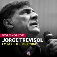 Agosto 2018 - Workshop com Jorge Trevisol em Curitiba