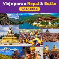 Setembro 2018 - Viagem para Nepal/Butão