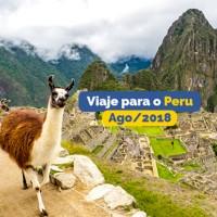 Agosto 2018 - Viagem para o Peru